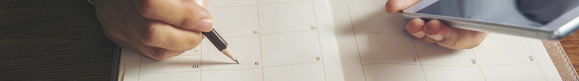 Les dates de paiement de la retraite